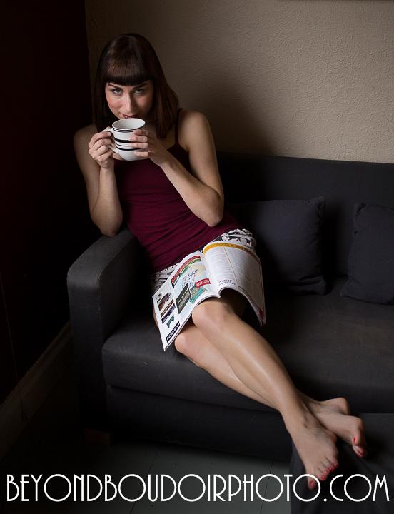 Floofie Reading Portland Magazine