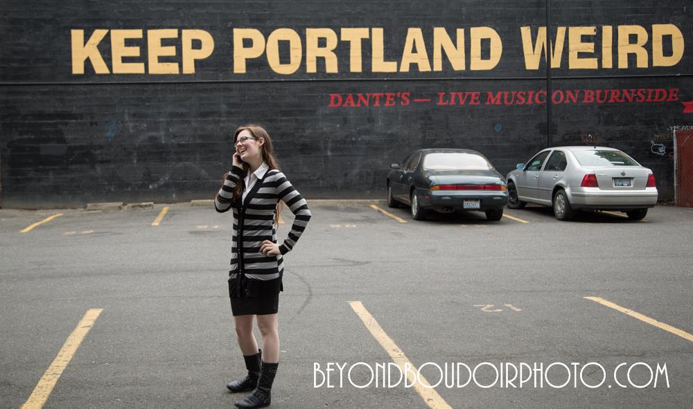 Keep Portland Wierd