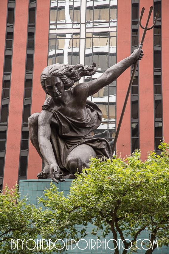 Statue of Portlandia